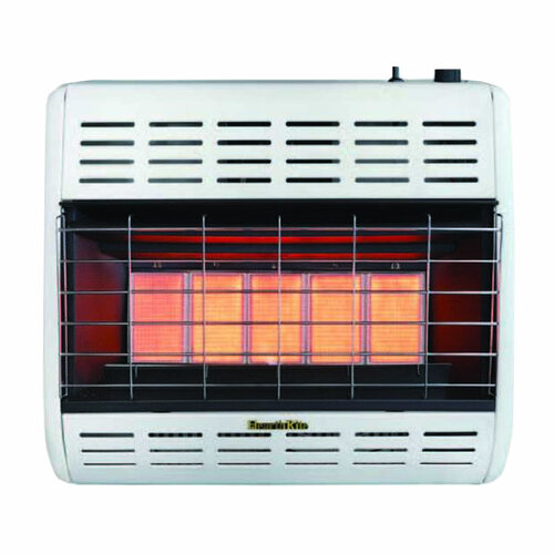 Empire 30,000 BTU Natural Gas Heater Manual Temperature Control