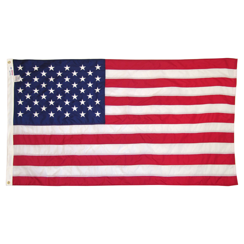 Valley Forge American Flag 3 ft x 5 ft Sewn Nylon