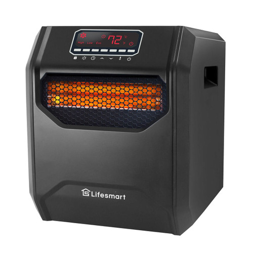 LifeSmart 6-Element Infrared Heater