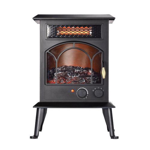 Topside Infrared Stove Heater
