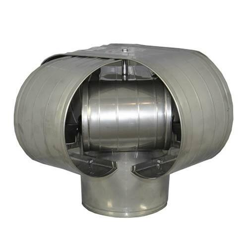 8'' Stainless Vacu-Stack
