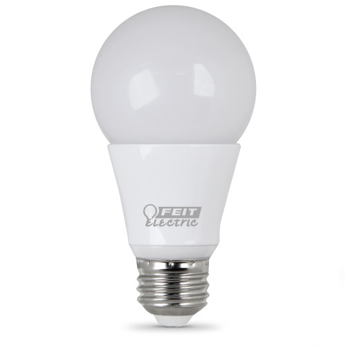 LED A19 - 5.6 Watt - 40W Equiv- Omni Directional - Dimmable - 450 Lumens - Feit Electric