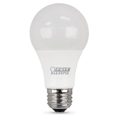 LED A19 - 10 Watt - 60W Equiv - 800 Lumens - Feit Electric