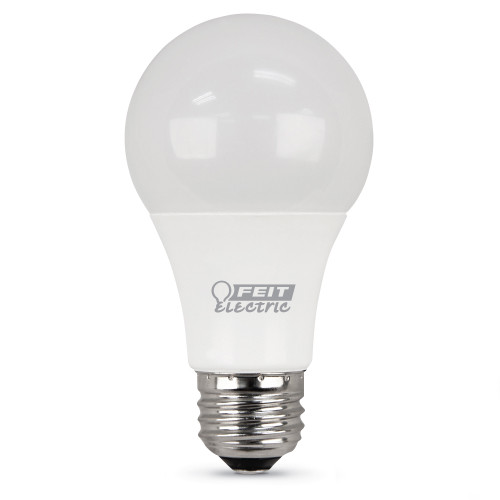 LED A19 - 10 Watt - 60W Equiv - 800 Lumens - Feit Electric