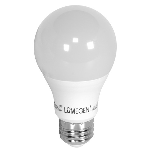 LED A19 - 5.5 Watt - 40W Equiv. - Dimmable - 450 Lumens - LumeGen