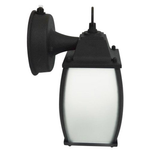 LED Ranch Lantern Black - 12 Watt - 750 Lumens - MaxLite