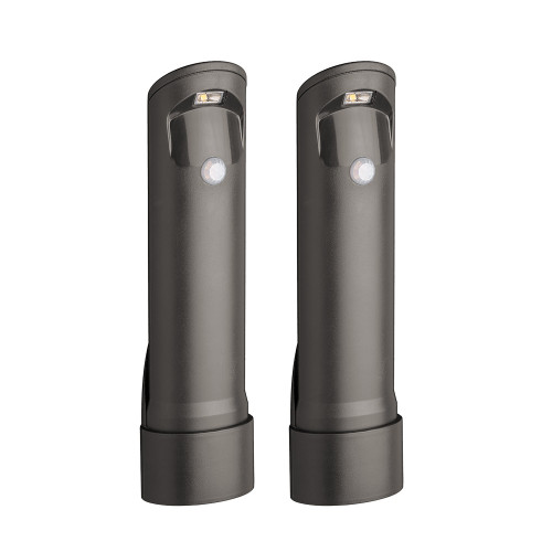 Mini Wireless LED Pathlight - 2 Pack - Brown - Mr. Beams