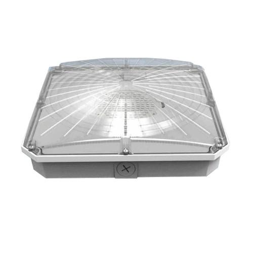 LED Garage Canopy Light - 40W - 4900 Lumens - 5000K