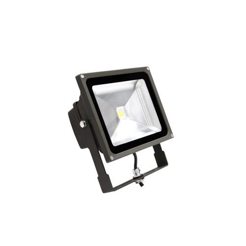 LED Small Flood Light - 36 Watt - 4010 Lumens - MaxLite - Photocell included