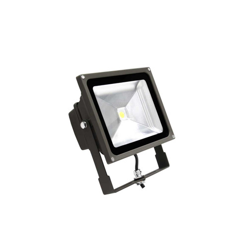 LED Small Flood Light - 36 Watt - 4010 Lumens - MaxLite - Photocell included