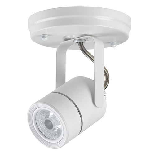 LED Track Light Canopy - 10 Watt - 50W Equiv - 450 Lumens - Maximus Lighting