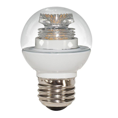 LED G16.5 - 4.5 Watt - E26 Base - 40W Equiv - Dimmable - 350 Lumens - Energetic Lighting
