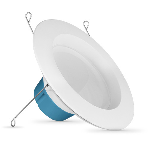 """LED 5"""" and 6"""" Downlight - HomeBrite Smart Bulb - 14 Watts - 75W Equiv - 925 Lumens - Feit Electric"""
