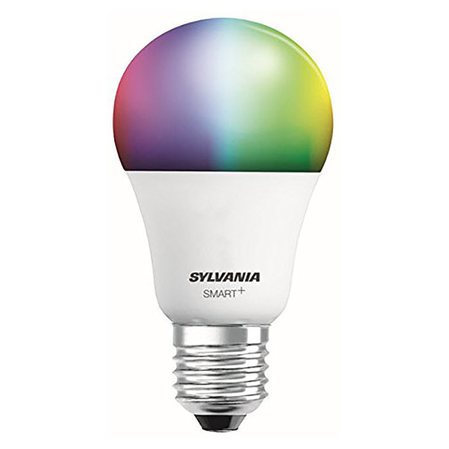 Sylvania SMART HomeKit® A19 Full Color Bulb 10 Watts by Sylvania