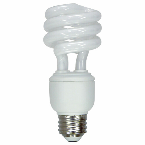 Fluorescent Light Bulb CFL - 14W - 5000K