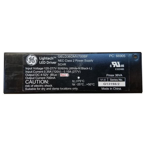 LED Driver - 120/277V - Non-Dimmable -mA700 Output
