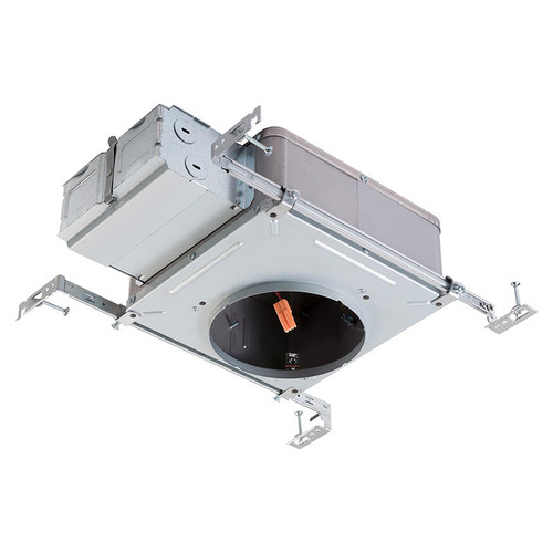 Recessed Downlight Housing - 5 Inch - 0-10V Dimmable - Damp Location