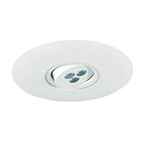 3 Light LED Conversion Kit - 6 Inch - White