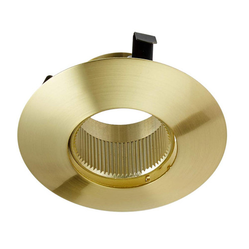 Trim - 3.25 Inch - Vertical Baffle Style - Gold