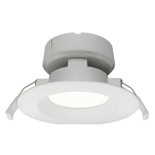 "LED 4"" J-Box Recessed Light - 8W - 651 Lumens - Dimmable - MaxLite 3000K Soft White"