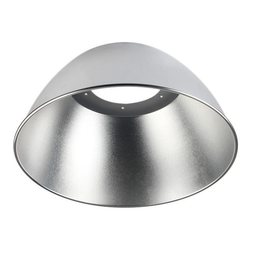 90° Frosted Aluminum Reflector