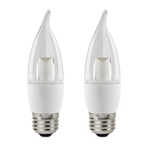 LED BA11 - 2-Pack - 5W - 40W Equiv - Dimmable - 315 Lumens - Euri