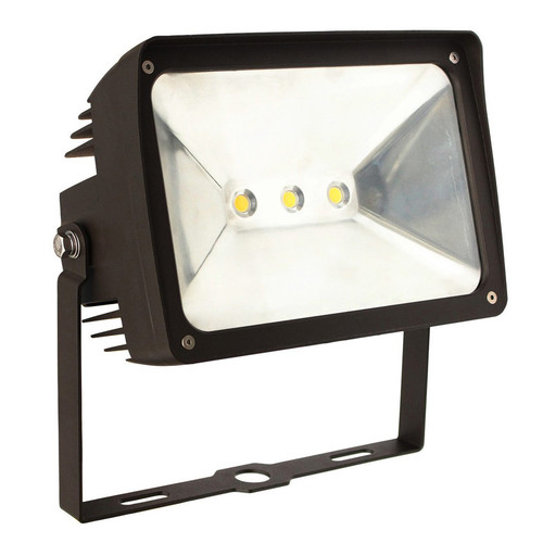 LED Floodlight - 50 Watt - Yoke Backet Mount - 6103 Lumens - Morris