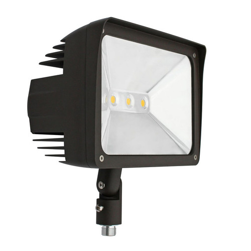 LED Floodlight 50 Watts Knuckle Mount 6103 Lumens by Morris