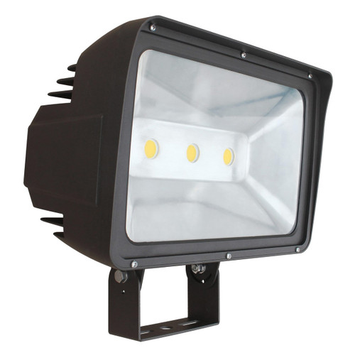 LED Floodlight - 80 Watt - Trunion Mount - 10,142 Lumens - Morris