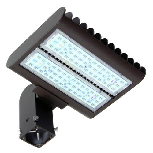 LED Area Light - 80 Watt - Slipfitter Mount  - 9064 Lumens - Morris
