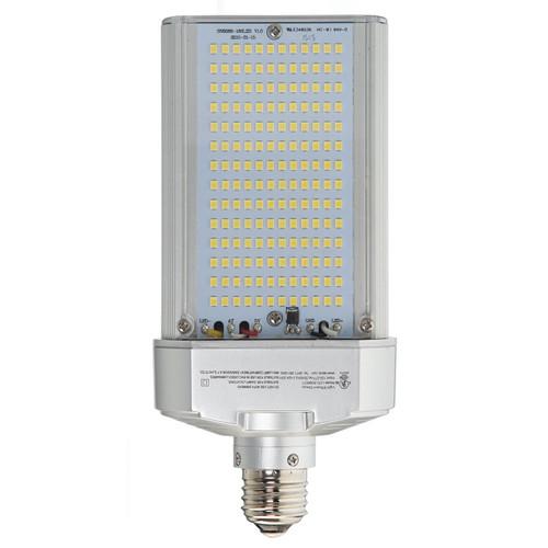 50-Watt Light Efficient Design 5814 Lumens E26 Edison LED Wall Pack Bulb