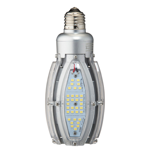 Post Top LED Bulb 30 Watts Retrofit with E26 Edison Base Type 3300 Lumens by Light Efficient Design