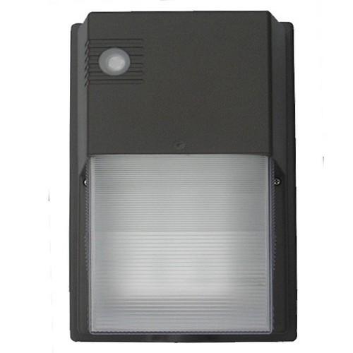 LED Classic Mini Wall Pack 30 Watt - 3022 Lumens - Morris - Bronze