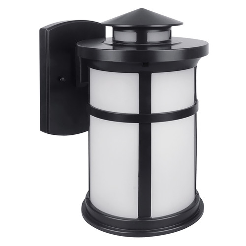 LED Bronze Outdoor Wall Lantern - Euri Lighting