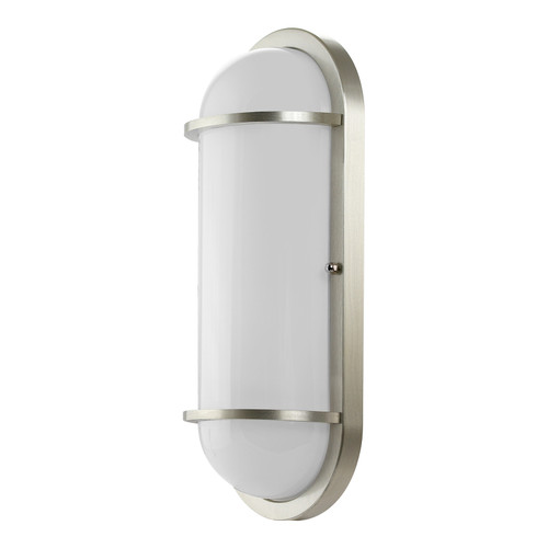 LED 12.5W Wall Sconce - Brush Nickel - Euri Lighting