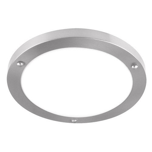"LED 19W 15"" Indoor Ceiling Light - Brushed Nickel - Euri"