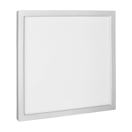 "LED 9"" Square Flush Mount Dimmable Fixture - 18W"