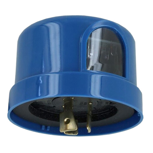 3-Pin Photocell - Twist Lock with Built in Time Delay