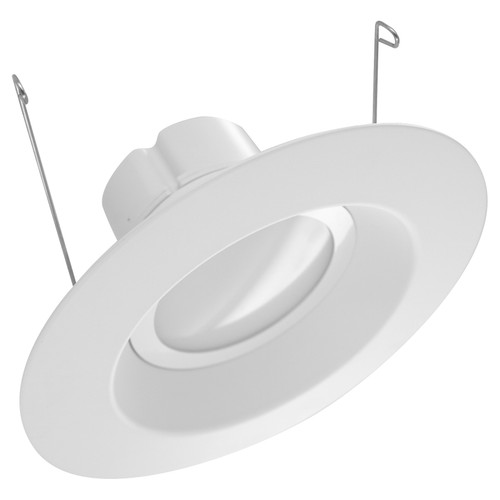 LED Recessed Downlight - 5 or 6 in - 10 Watt - Dimmable - 970 Lumens