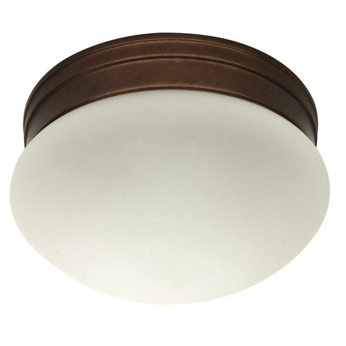 LED 9 inch Bronze Flush Mount - 12 Watt - 40W Equiv - Dimmable - 695 Lumens - MaxLite