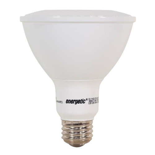 PAR30 LED Bulb 13.5 Watts Dimmable (75W Equiv) 750 Lumens by Energetic Lighting