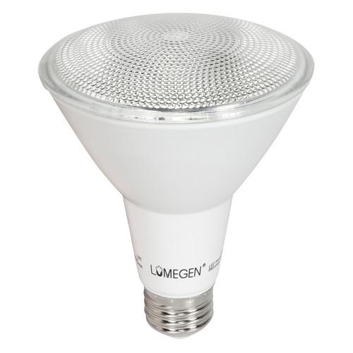 LED PAR30 Long Neck - 12 Watt - 75W Equiv. - Dimmable - 840 Lumens - LumeGen