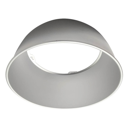 90° Silver Aluminum Reflector - 100W UFO High Bay