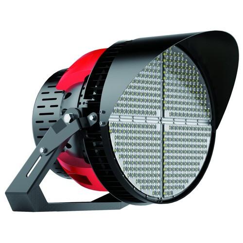Hot Shot LED Sports Lighting - 750 Watt - 88,412 Lumens - Morris