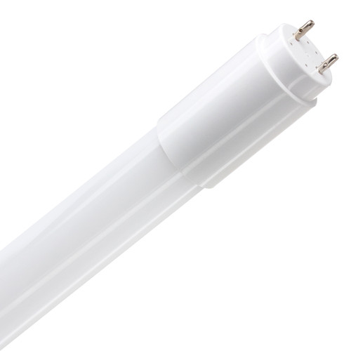 T8 2ft. LED Tube - 9 Watt - Ballast Compatible - 1400 Lumens - Frosted Lens - Replaces 17W/24T8
