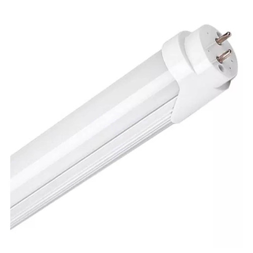 T8 LED 4ft. Tube - 12 Watt - Direct Wire - 1684 Lumens - Frosted Lens - Single-Ended Power