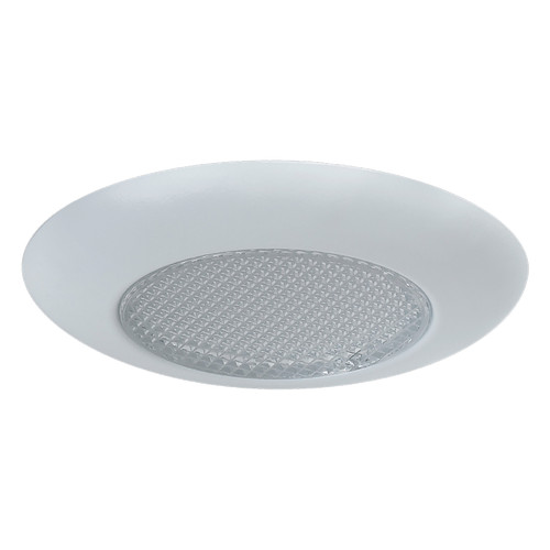4 Inch Lensed Trim - White - Maximus Lighting