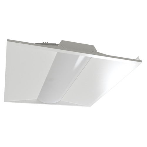 Case of 2 - 2x2ft LED Troffer - 30W - Dimmable