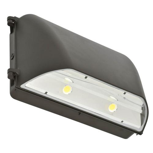LED Cut-Off Wall Pack - 75 Watt - 9100 Lumens - Sylvania