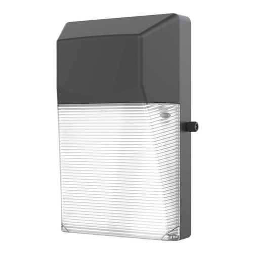 LED Mini Wall Pack - Opal Cover - 24W - 2835 Lumens - LumeGen